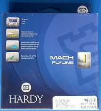 Hardy Mach Trout Fly Lines Floating WF 5