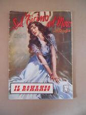 IL Romanzo Sul Ticino col Moro di M. Quaglia  n°12 1944  [G730] BUONO