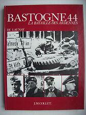seconde guerre mondiale bataille Ardennes 1944 Bastogne nuts!