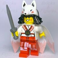 Ninjago LEGO® Akita Human Form Secret of the Forbidden Spinjitsu Minifig 70678