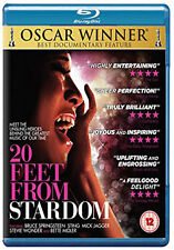 20 FEET FROM STARDOM - BLU-RAY - REGION B UK