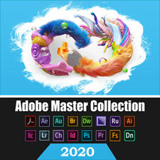 ADOBE Master Collection 2020✅ Full version✅ Lifetime Activation✅ All Programs✅