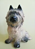 Lovely Sylvac Cairn Terrier. Model no 3447 Dog figurine.