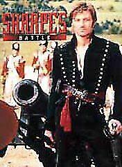 Sharpes Battle DVD Sean Bean 1995 - 1 Hour 40 Mins - REGION 1 USA RELEASE