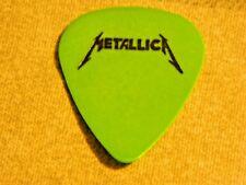 Green Metallica Ninja Star Guitar Pick