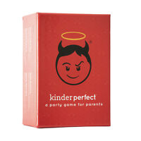 KinderPerfect - The Parents Party Card Game with FREE Shipping to USA