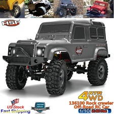 HSP 1:10 Scale RC Car 4wd RGT Tuning Racing Off-Road Rock Crawler Climbing Truck