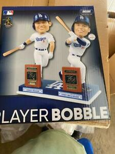 Corey Seager Cody Bellinger Los Angeles Dodgers Special Edition Bobblehead MLB