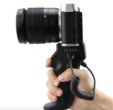 JJC Remote Handle Pistol Grip for Olympus PEN-F,EM10 II,EM5 II,EM1,EPL8/7/6,EP5