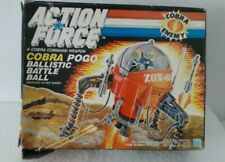 1987 hasbro Gi Joe G.I. Joe GiJoe Cobra action Force man Pogo Ballistic vintage