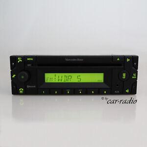 Original Mercedes Truck Base High 24V MP3 LKW Radio mit Bluetooth und Mikrofon