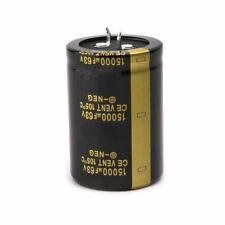 63V 15000uF Aluminum Electrolytic Capacitor Amplifier Audio Filter Capacitors