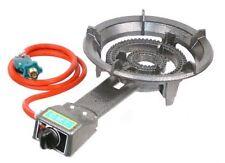 "Super 13"" Electric Igniter Portable Propane Gas Stove Range Burner BBQ Camping"