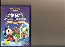 DISNEYS MICKEYS CHRISTMAS SNOWED IN HOUSE OF MICKEY MOUSE DVD