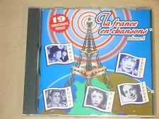 CD / LA FRANCE EN CHANSONS VOL 1 / TRES BON ETAT