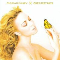 MARIAH CAREY - GREATEST HITS 2CD, Brand New Not Sealed