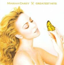 Greatest Hits [Import Version] by Mariah Carey (CD, Dec-2001, 2 Discs, Sony Music Distribution (USA))