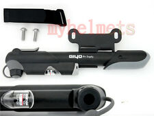 GIYO Mini Pump W/In-Line Gauge