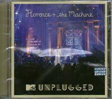 FLORENCE & THE MACHINE-MTV Unplugged  2012 CD-BRAND NEW-Still Sealed