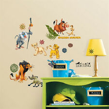 THE LION KING wall stickers Disney 48 decals room decor SIMBA PUMBAA NALA jungle
