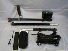 Plugger 3pc Rod and Hip Mount Package  for Minelab Excalibur Metal Detector