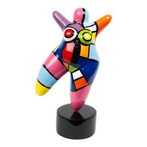 Molly Figur - Hommage an Niki de Saint Phalle - Nana Dolly dicke Frau 20003B