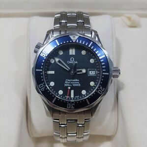 OMEGA Seamaster Professional 300 Mid Size Quartz Date Watch 2561.80 Serviced