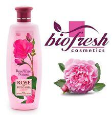 Best Care Rose of Bulgaria Natural Rose Water Facial Cleanser, Skin Moisturizer