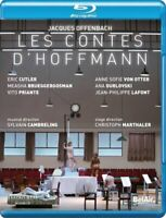 Offenbach: Les Contes dHoffmann (Orchestra and Chorus of the Teatro [DVD]