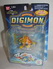 1997 Bandai Digimon Season 2 Armadillomon MOC MIB Digital Monsters