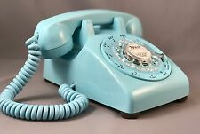 Antique Telephone - Aqua Blue 500 - Fully Working