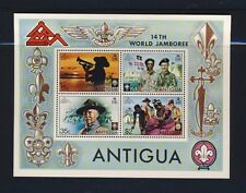 14th World Boy Scout Jamboree Antigua Souvenir Pane - Item #3994
