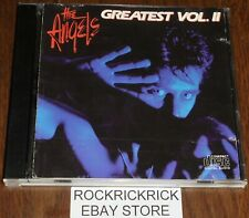 THE ANGELS - GREATEST VOL. II -12 TRACK RARE CD-  (EPIC / CDEPC451067 2)