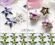 Crystal Jewellery Making Star Beads