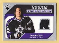 """2005-06 UPPER DECK YOUNG GUNS """"ROOKIE THREADS"""" - U-PICK TO COMPLETE YOUR SET"""