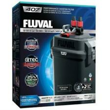 Fluval 407 Performance External Canister Water Filter 120 Vac 60Hz NEW A449