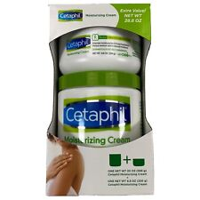 Cetaphil Moisturizing Body Cream Sensitive Skin Fragrance Free 28.8 oz. NIB