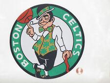 "LOT OF 8 NBA BASKETBALL BOSTON CELTICS ROUND MOUSEPADS (8"" Dia. x 1/8"" Thick)-VG"
