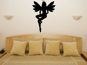 Fairy Fairytale Nursery / Children's Bedroom Room Decal Wall Art Sticker Picture