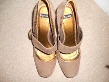Ladies high heeled Bertie brand shoes size 37