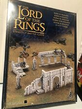 THE LORD OF RINGS RUINS OF OSGILIATH STRATEGY BATTLE GAME