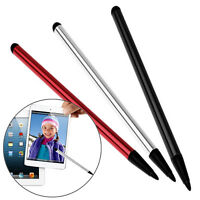 2Pcs/set New Capacitive Pen Touch Screen Stylus Pencil for iPhone iPad Tablet PC