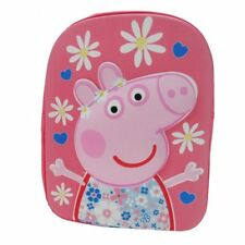 Peppa Pig Eva Daisy Flower Backpack Kids Bag