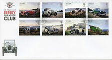 Jersey 2016 FDC Jersey Old Motor Club 8v Set Cover Cars Rolls Royce Daimler