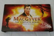 Macgyver Complete Series Dvd Collection Includes All 139 Episodes Great Conditio