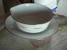 RC (Noritake) gravy with under plate (Petula) 1 available