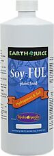 HydroOrganics Earth Juice Soy Ful Acid Germination Kit 1-Quart, New