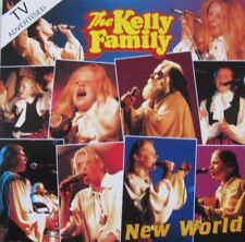 THE KELLY FAMILY - NEW WORLD - CD