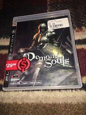 Demon's Souls (Sony PlayStation 3, 2009)ENGLISH + CHINESE Version - CIB
