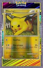 Pikachu Reverse - HS01:HeartGold SoulSilver-78/123-Carte Pokemon Neuve Française
